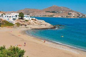 Grece - Santorin, Circuit Périple depuis Santorin 3 îles en 1 semaine : Santorin/Amorgos/Paros