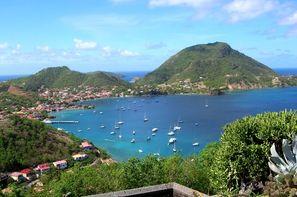 Guadeloupe-Pointe A Pitre, Circuit En Étoile : les îles de la Guadeloupe au départ du Pierre & Vacances Club Sainte-Anne 3*