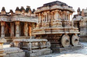 Inde-Bombay, Circuit Des Royaumes du Karnataka à Goa