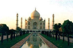 Inde - Delhi, Circuit Du Taj Mahal à Kathmandu