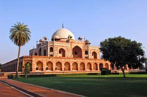 Inde-Delhi, Circuit Trésors du Rajasthan