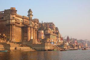 Inde-Delhi, Circuit Du Taj Mahal à Bénares : Rajasthan et merveilles du Gange !