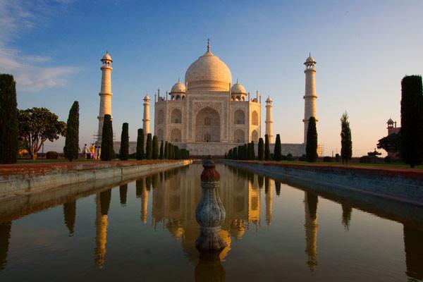 Taj Mahal Circuit Beautés du Rajasthan3* Delhi Inde