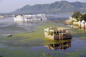 Inde-Delhi, Circuit Beautés du Rajasthan sans vols 3*