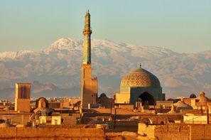 Iran-Teheran, Circuit Merveilles de Perse 4*