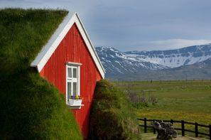 Billet D Avion Vol Islande Billets 224 Partir De 60 Ttc