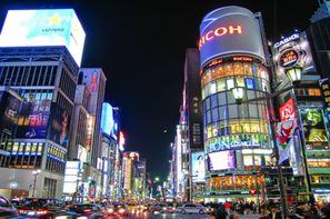Japon-Osaka, Circuit Splendeurs du Japon