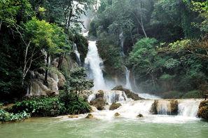 Laos-Luang Prabang, Circuit Grand Tour du Laos au Cambodge 3*