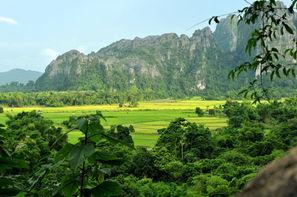Laos-Luang Prabang, Circuit Laos Authentique 3*