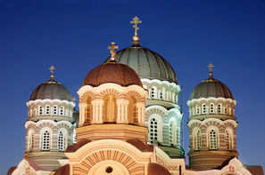 Lituanie-Vilnius, Circuit Les 3 Capitales 4*