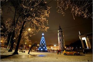 Lituanie-Vilnius, Hôtel Saint Sylvestre à Vilnius 4*