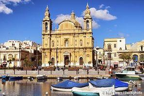 Malte-La Valette, Circuit Le vrai coeur de Malte - Logement 4*