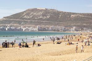 Maroc - Agadir, Circuit Sur la route des agadirs
