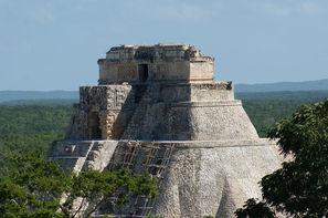 Mexique-Cancun, Circuit Yucatan Fantastique