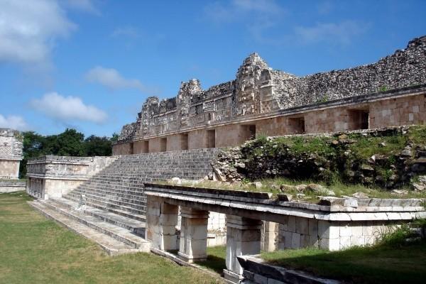 Pyramides Circuit Mexique Terre des Dieux Mexico Mexique
