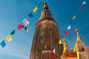 Nepal-Kathmandou, Circuit Premiers Regards Népal
