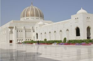 Oman-Mascate, Circuit Merveilles Omanaises