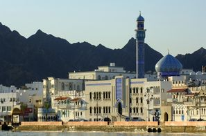 Oman-Mascate, Circuit 1ERS REGARDS OMAN & EMIRATS