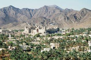 Oman-Muscate, Circuit Splendeurs des Emirats