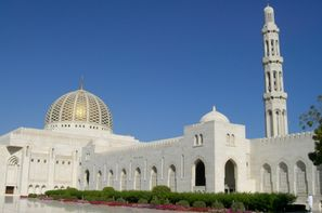 Oman-Muscate, Circuit Indispensable Oman