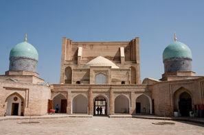 Ouzbekistan-Ourguentch, Circuit Découverte de l'Ouzbékistan 4*