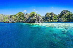 Philippines-Manille, Circuit PREMIERS REG. PHILIPPINES + BORACAY