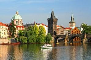 Republique Tcheque-Prague, Circuit Découverte en étoile à Prague