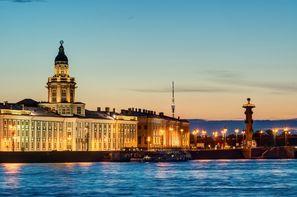 Russie-Saint Petersbourg, Circuit Splendeurs de Russie 4*