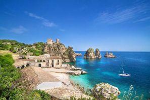 Sicile et Italie du Sud-Palerme, Circuit Terre des Dieux