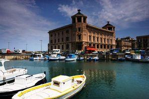 Sicile et Italie du Sud - Palerme, Circuit Trésors de Sicile