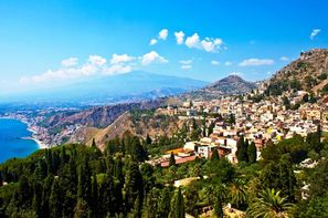 Sicile et Italie du Sud-Palerme, Circuit Sicilscope 4*