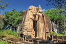 Temple et Sable du Sri Lanka