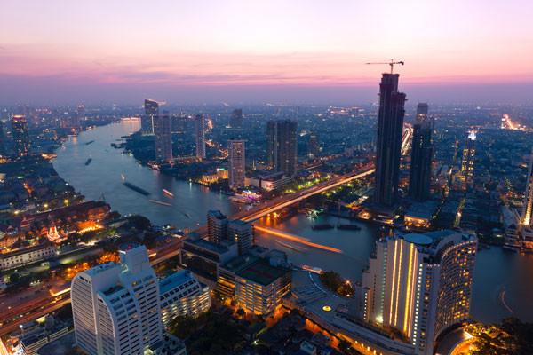 Bangkok Circuit Trésors du Siam et séjour libre Bangkok Thailande