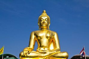 Thailande-Bangkok, Circuit Trésors du Siam & Amari Hua Hin 4*