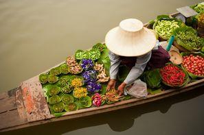 Thailande-Bangkok, Circuit L'Essentiel au Pays du Sourire 3*