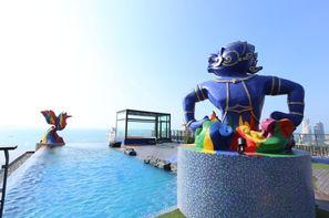 Thailande-Bangkok, Circuit Trésors du Siam et farniente à Pattaya au Siam@Siam Design 4*