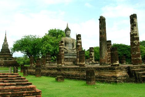 Sukhothai Circuit Tresors du Siam Bangkok Thailande