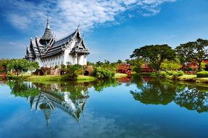 Thailande-Bangkok, Circuit Trésors du Siam et farniente à Pattaya au Green Park 3*