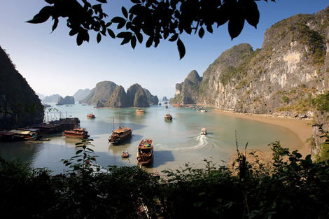 Circuit Vietnam / Cambodge Indochine Exotique 3* - Nuit en jonque Halong