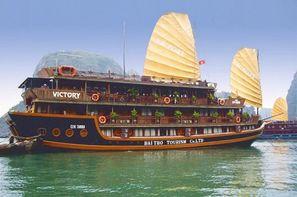 Vietnam-Hanoi, Circuit Passion du Vietnam et Mui Ne