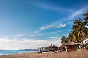 Vietnam-Hanoi, Circuit Vietnam de la Baie d'Halong aux Dunes Dorées (avec extension plage) 3*