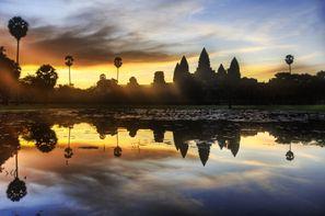 Vietnam-Hanoi, Circuit De la Baie d'Halong aux temples d'Angkor 3*