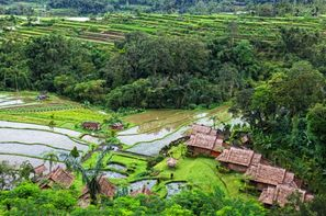 Bali-Denpasar, Combiné circuit et hôtel Circuit 4*/5* + Prama Sanur Beach 4*