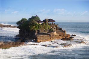 Bali - Denpasar, Combiné hôtels Balnéaire au Puri Maharani 3* sup à Sanur + Champlung Sari 3* à Ubud