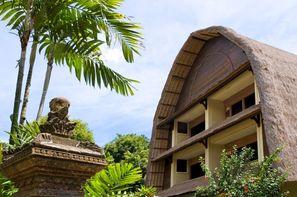 Bali-Denpasar, Combiné circuit et hôtel Circuit 3* Charme et Mercure Sanur 4*