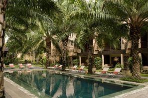 Bali-Denpasar, Combiné hôtels Balnéaire au Segara Village à Sanur + Ubud Wana 4*