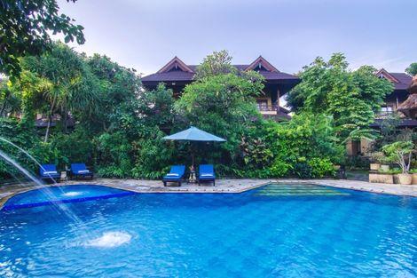 Illustration séjour : Hôtel Combiné Balnéaire au Sri Phala sup à Sa...