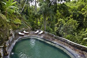 Bali-Denpasar, Combiné hôtels Sanur Paradise 4* + Tjampuhan 4* Charme à Ubud