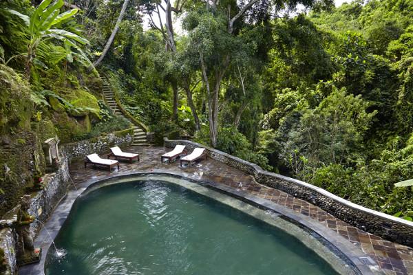 Tjampuhan - Piscine eau naturelle - Sanur Paradise 4* + Tjampuhan 4* Charme à Ubud Combiné hôtels Sanur Paradise 4* + Tjampuhan 4* Charme à Ubud Denpasar Bali