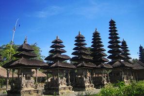 Bali-Denpasar, Combiné circuit et hôtel Circuit Jardin d'Eden 3* Charme + Fontana 4*